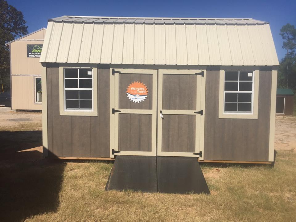 Side Lofted Barn Slb Premier Buildings